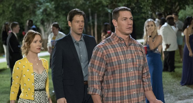 Photos: EXCLUSIVE: Multi-tasker John Cena Plays Protective Papa in 'Blockers'