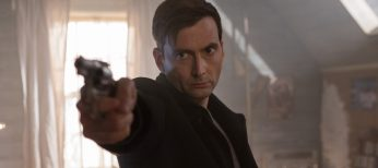 David Tennant Goes Full Psychopath in 'Bad Samaritan'