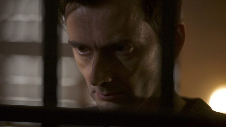Photos: David Tennant Goes Full Psychopath in 'Bad Samaritan'