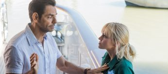 Photos: Eugenio Derbez and Anna Faris Set a Course for 'Overboard' Remake