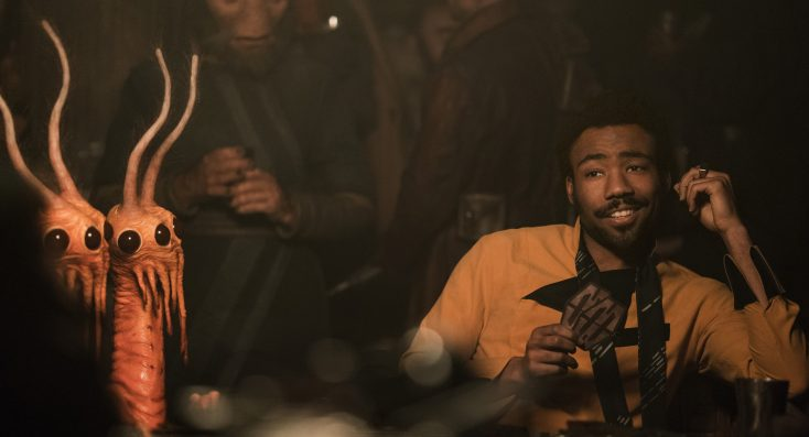 Photos: A 'Solo' Outing for Cast and Crew of Newest 'Star Wars' Installment