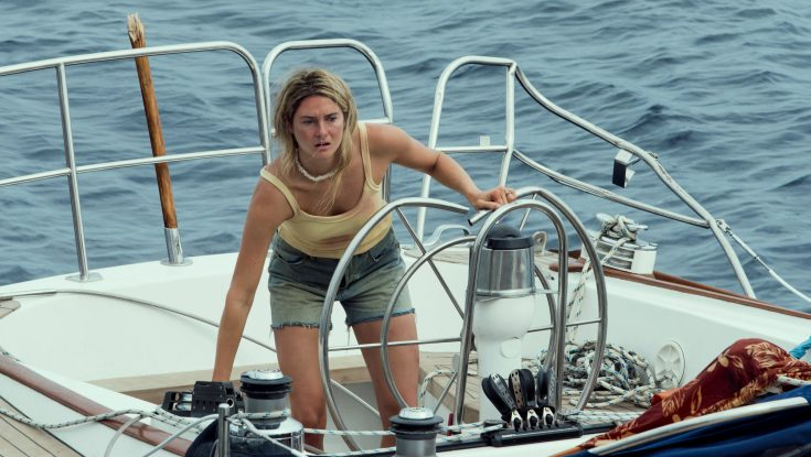 Photos: Shailene Woodley Battles Mother Nature in 'Adrift'