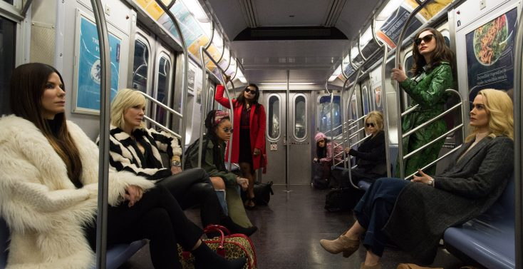 Entertaining 'Ocean's 8' Won't Rob Viewers of Their Time or Money