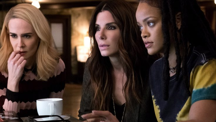 Sandra Bullock Sails With All-Girl Crew in 'Ocean's 8'
