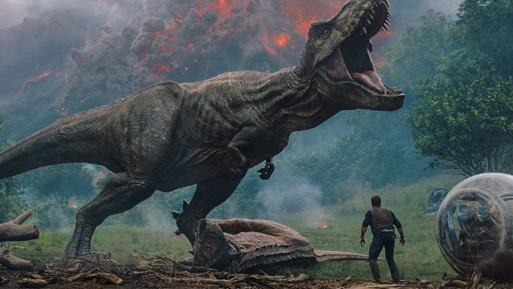 Latest 'Jurassic' Installment Takes on Real World Issues