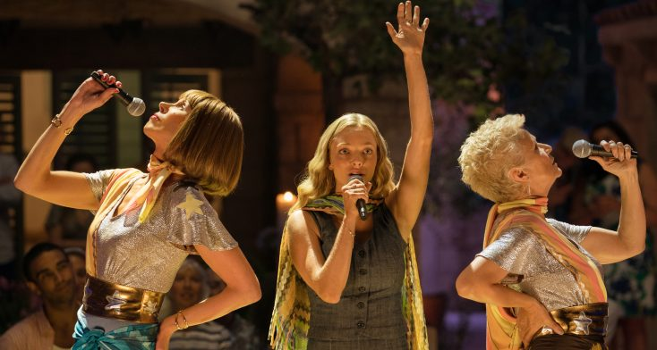 Uneven 'Mamma Mia! Here We Go Again' Still an Improvement on its Big-Screen Predecessor