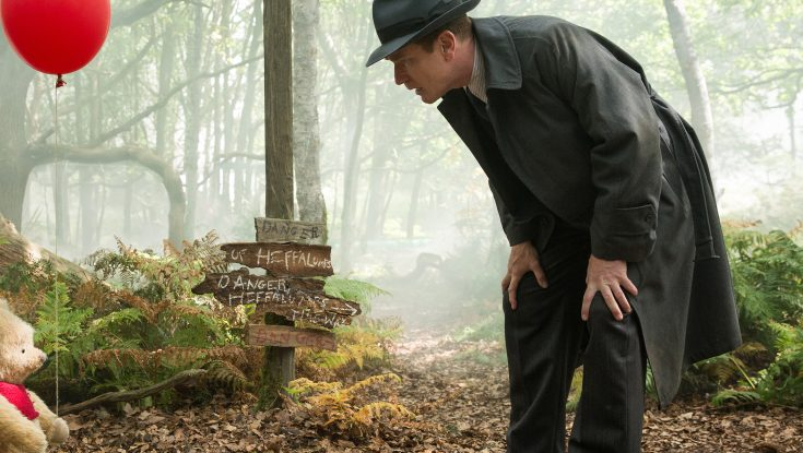 Cute 'Christopher Robin' is Far From Disney's Best