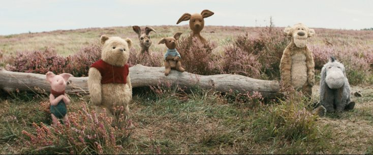 Photos: Cute 'Christopher Robin' is Far From Disney's Best