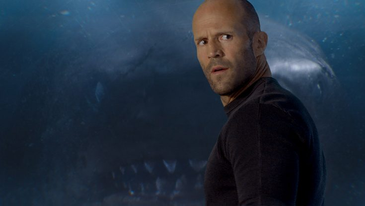 Photos: Jason Statham and Ruby Rose Join Forces in 'The Meg'