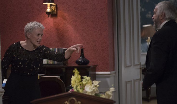 Photos: Glenn Close Steps Out From the Shadows in 'The Wife'