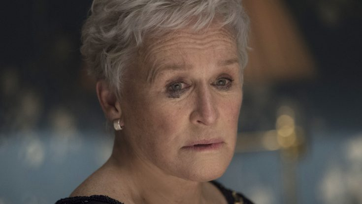 Glenn Close Steps Out From the Shadows in 'The Wife'