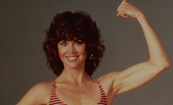 Photos: Jane Fonda Revealed in 'Five Acts' Documentary