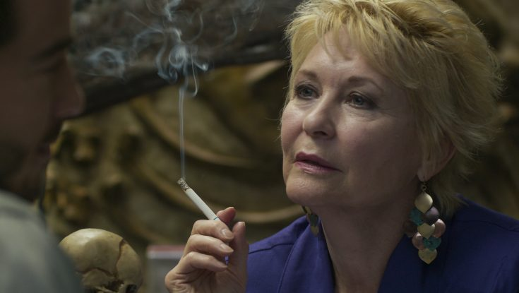 Photos: EXCLUSIVE: Dee Wallace Revisits the Sci-Fi Realm in 'Beyond the Sky'