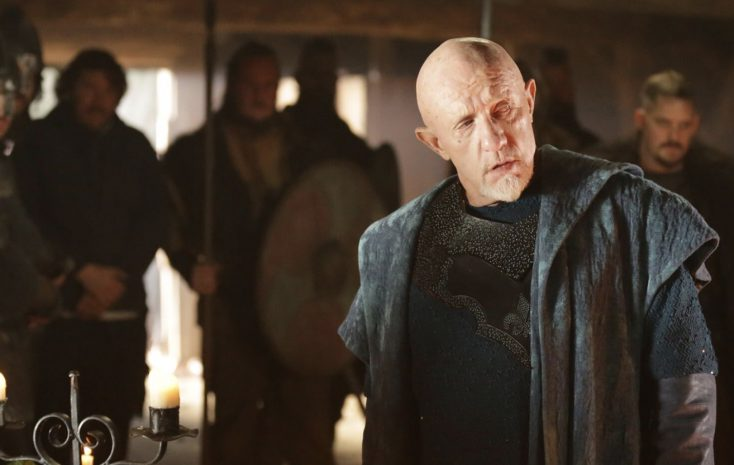 EXCLUSIVE: Jonathan Banks Gets Medieval in 'Redbad'
