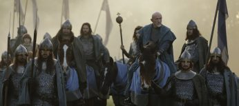 Photos: Jonathan Banks Gets Medieval in 'Redbad'