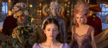 MacKenzie Foy, Keira Knightley Show Girl Power in Disney's 'Nutcracker' Film