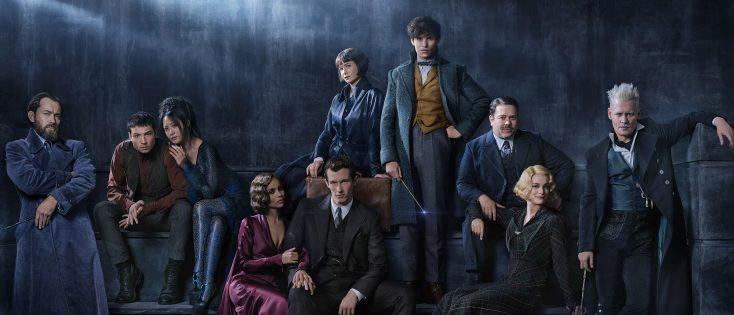 Cast, Filmmaker Ponder the 'Crimes of Grindelwald'