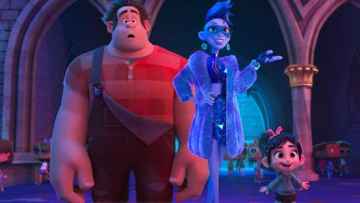 Photos: Reilly and Silverman Download Ralph and Vanellope in Sequel