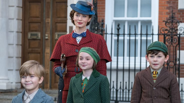Photos: Cast, Filmmakers Talk Revisiting 'Mary Poppins' in Sequel