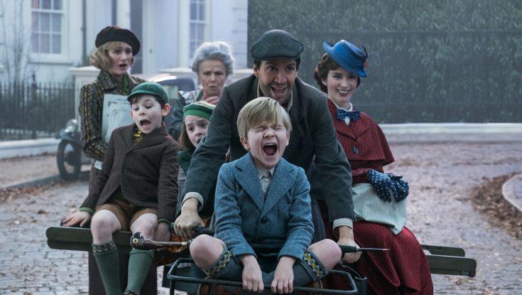 Easily Forgettable 'Mary Poppins Returns' is Missing the Magic of its Predecessor