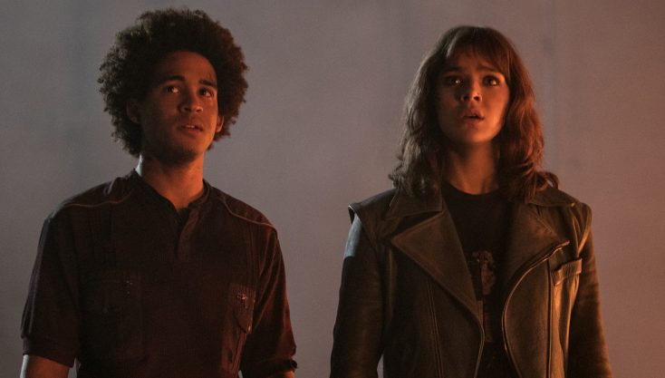 Photos: EXCLUSIVE: Jorge Lendeborg Jr. Tackles Alien Robots in 'Bumblebee'