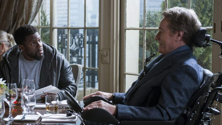 Bryan Cranston and Kevin Hart Forge Friendship in 'The Upside'