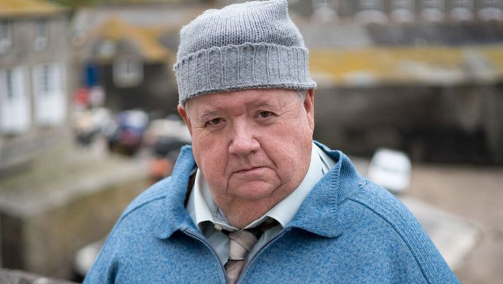 EXCLUSIVE: Ian McNeice Relishes His Large Role on British Favorite 'Doc Martin'