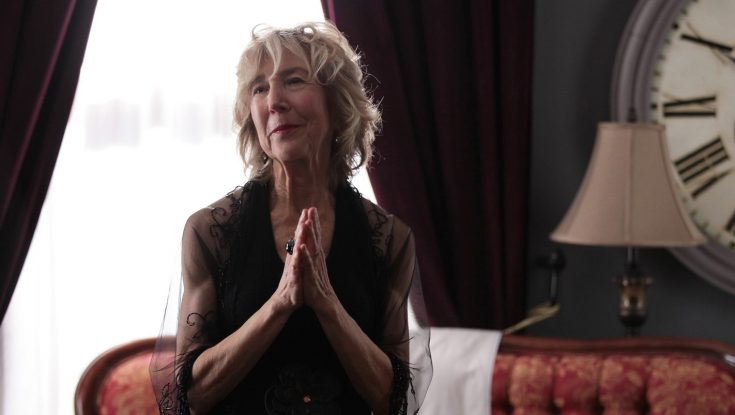 Photos: EXCLUSIVE: Lin Shaye Keeps the Scares Going in 'Final Wish'