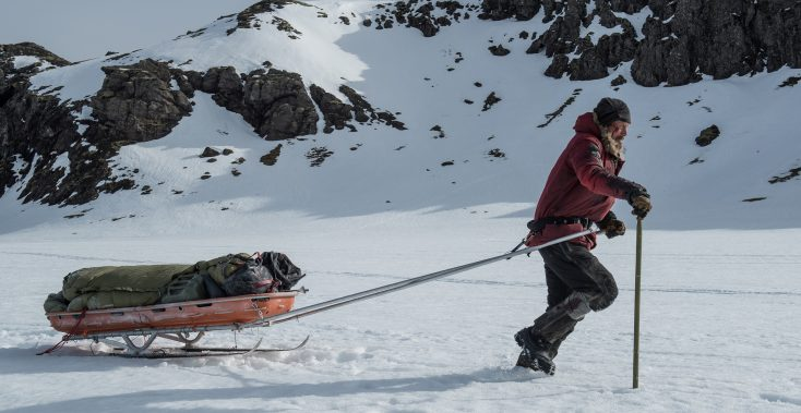 Photos: EXCLUSIVE: Mads Mikkelsen and Filmmaker Stir an 'Arctic' Blast in Survival Drama