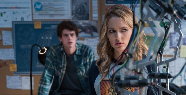 Photos: EXCLUSIVE: Jessica Rothe Back in the Time Loop of 'Death Day'