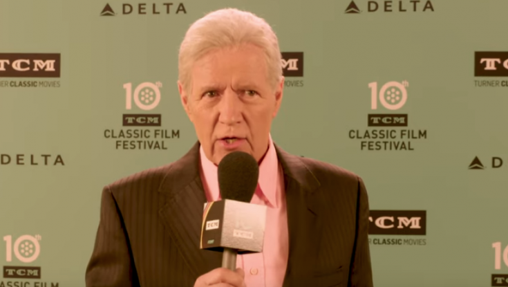 This Legendary Game Show Host Appeared at the TCM Classic Film Festival