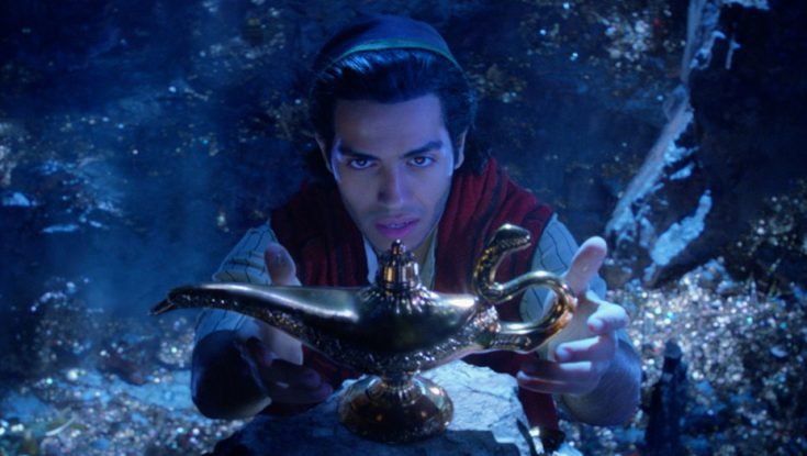Live-Action 'Aladdin' Missing Some Magic, but Will Still Leave Audiences Far from Blue