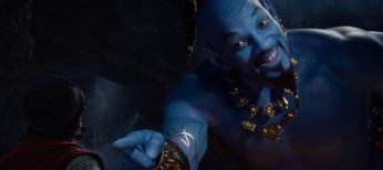 Will Smith Finds a Way to Discover His Inner Genie in Disney's All-New 'Aladdin'