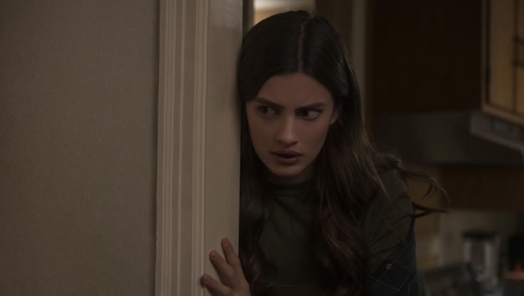 EXCLUSIVE: Diana Silvers on the Cusp of Stardom with Roles in 'Booksmart,' 'Ma'