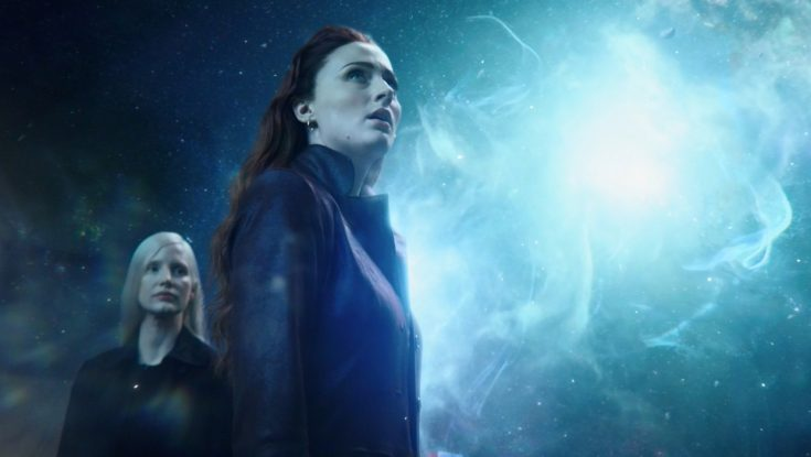 Photos: 'GOT' Alum Sophie Turner Soars as 'Dark Phoenix'