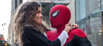 Tom Holland and Zendaya Travel 'Far from Home' in Latest Spider-Man Outing