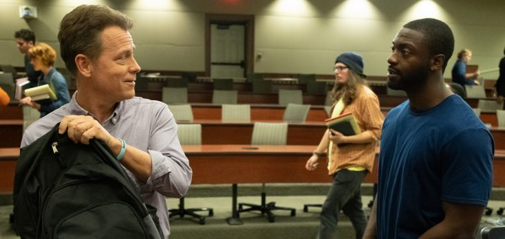 Photos: EXCLUSIVE: Tom Shadyac Tackles Wrongful Conviction with 'Brian Banks'