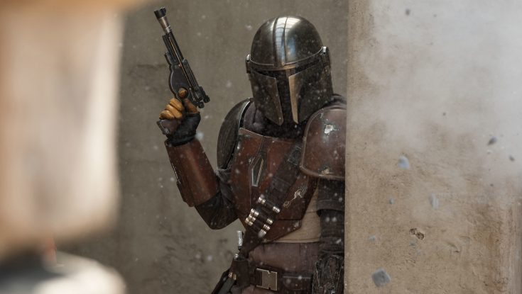 'Mandalorian' Kicks Off Disney+ Streaming Service Launch