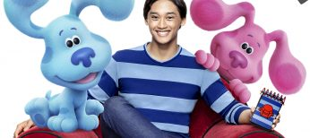 Photos: Josh Dela Cruz Joins 'Blue's Clues' Reboot