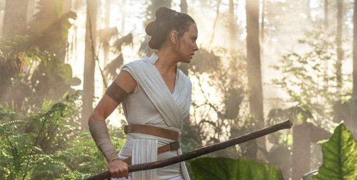 'Star Wars' Saga Wraps with Cast Reminiscing