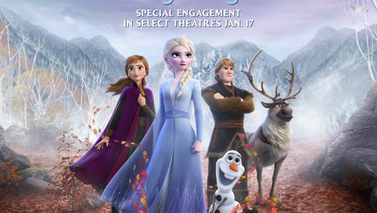 Sing-Along Event Scheduled with Anna and Elsa