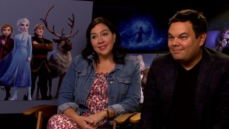 Photos: Husband-and-Wife Music Team Brace for Oscars