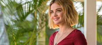 Photos: Lucy Hale Deplanes to Tropical Revenge-Fantasy Nightmare