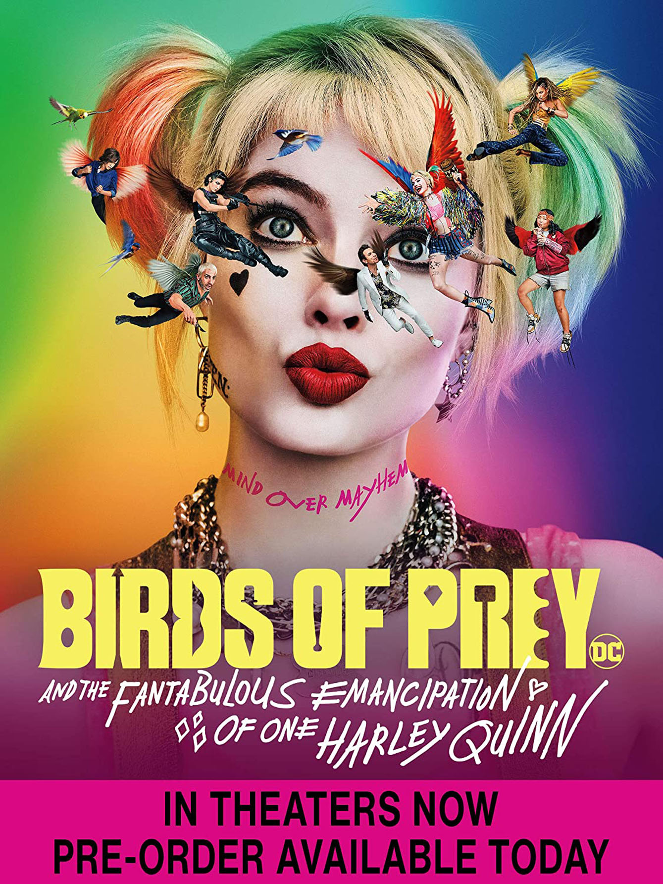 Birds Of Prey Call Of The Wild Lucifer More On Home Entertainment This Week Front Row Features