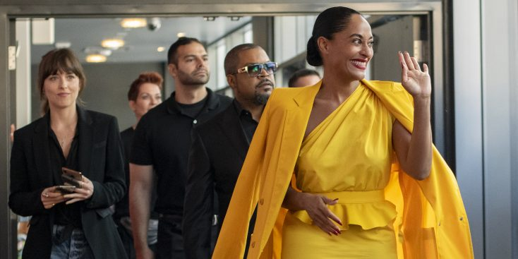 Photos: EXCLUSIVE: Music Biz Progeny Tracee Ellis Ross Steps Up to the Mic in 'The High Note'