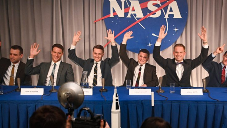 Disney+ Launches Nat Geo Space Series 'The Right Stuff'