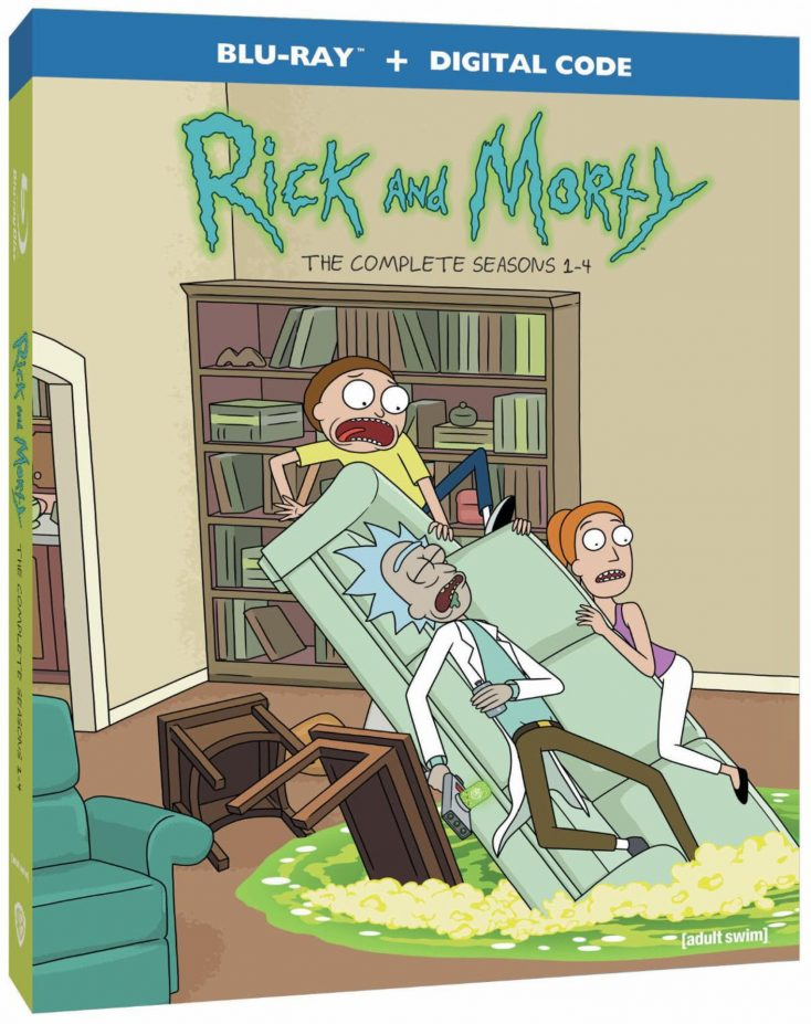 'Crazy Samurai,' 'She's the Man,' 'Rick and Morty,' More on Home Entertainment … Plus a Giveaway!