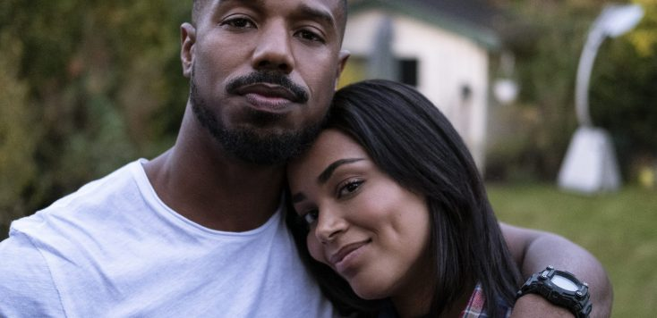 """Photos: """"Water Baby"""" Michael B. Jordan Dives into Iconic Action Hero Role in 'Without Remorse'"""
