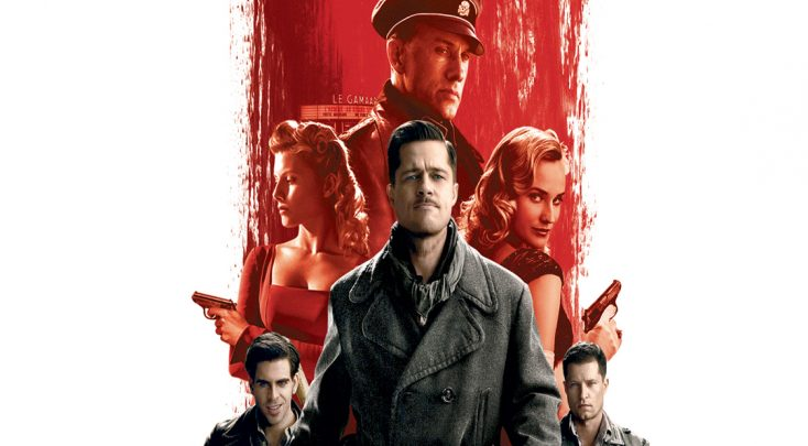 Photos: 'The Flash,' 'Inglourious Basterds,' 'Dark Shadows' Doc, More on Home Entertainment … Plus a Giveaway!!!